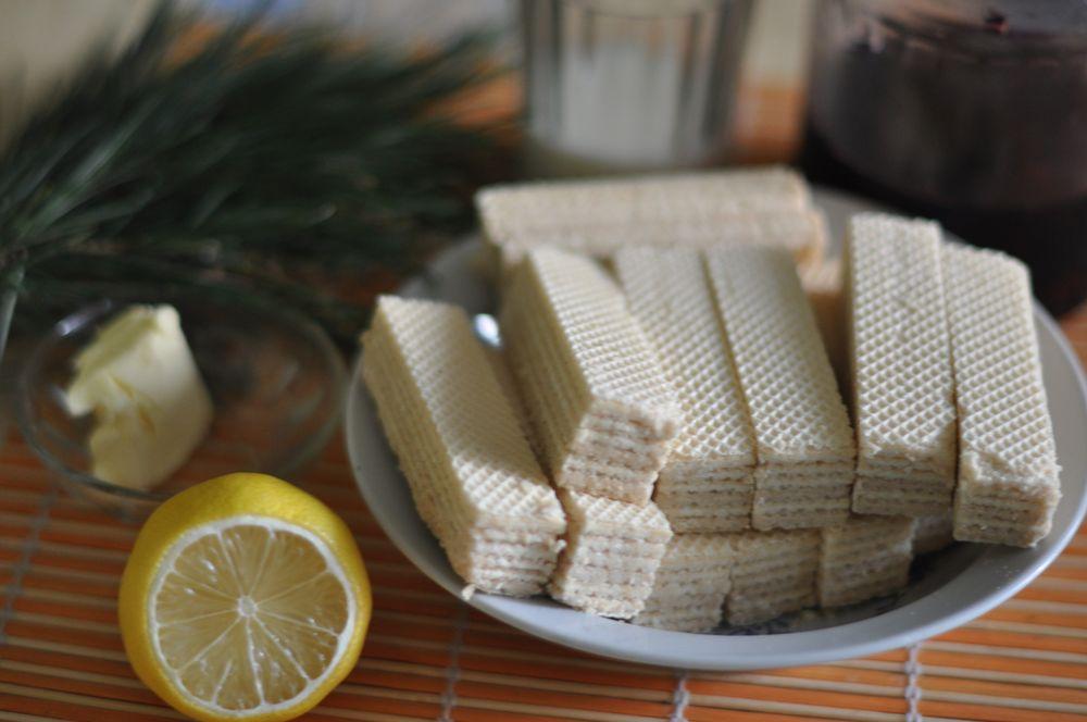 рецепты без выпечки из вафель #10