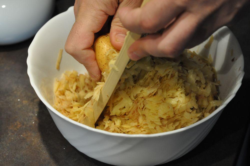 драники рецепт приготовления с фото