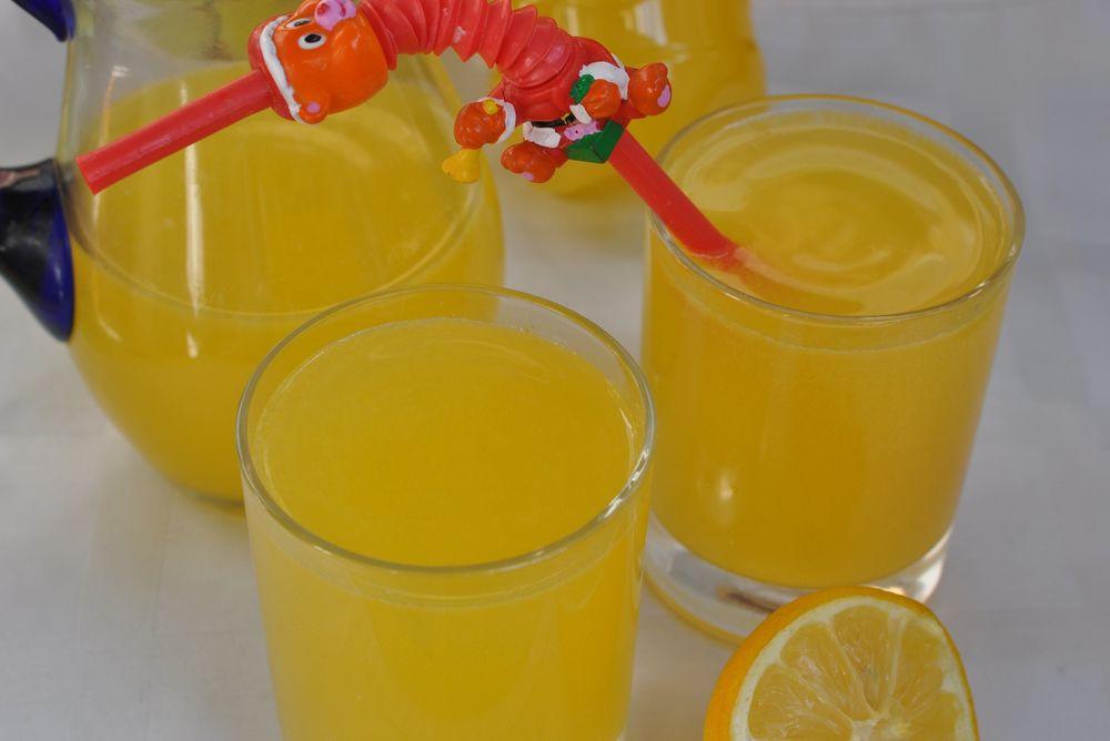 фанта домашняя из замороженных апельсинов рецепт приготовления