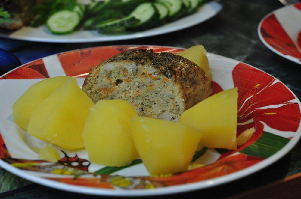 Приготовление блюд из рыбы жареной и припущенной