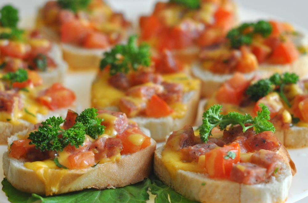 рецепты горячих бутербродов в микроволновке с фото