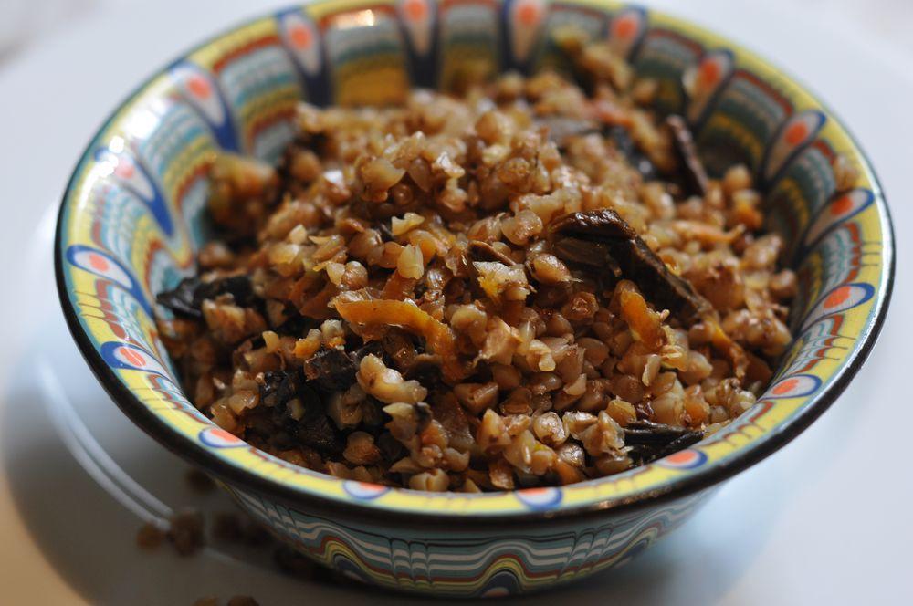 гречка рецепты приготовления с фото