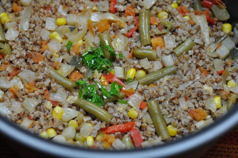 овощи замороженные в мультиварке рецепты с фото