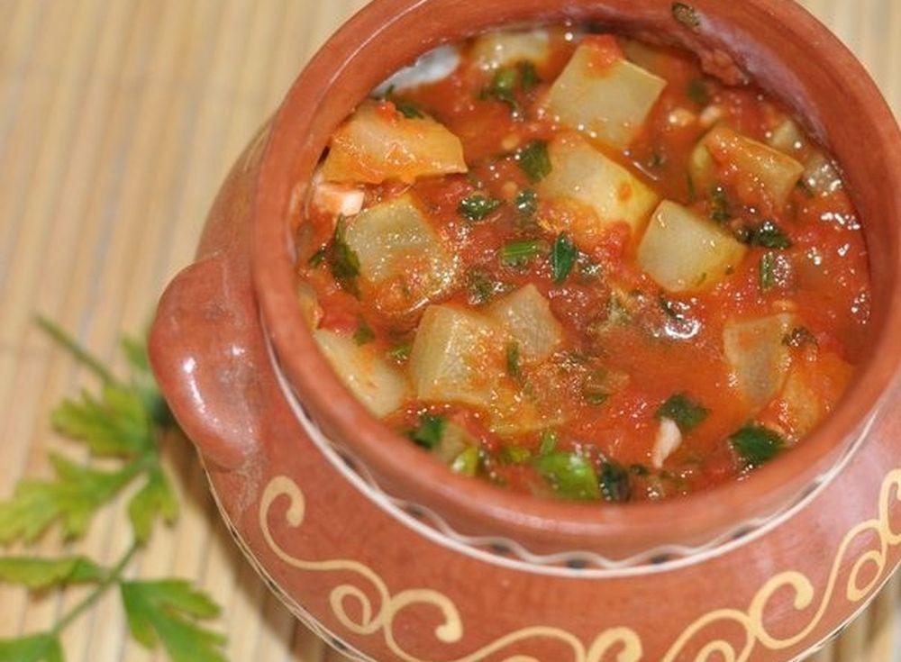 Диетические блюда из кабачков запеканка
