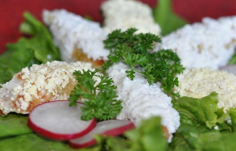 Блюда из фарша и риса для детей