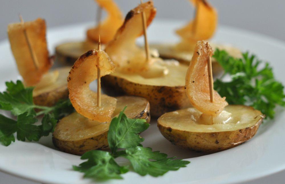 картошка в микроволновке с салом рецепты с фото