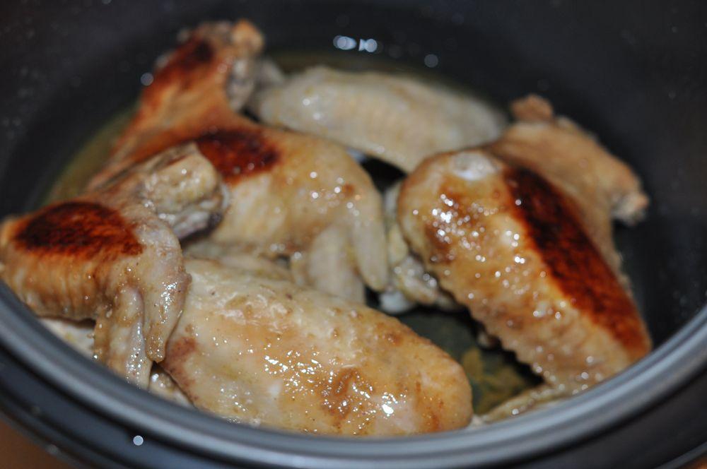крылышки в мультиварке рецепты с картошкой