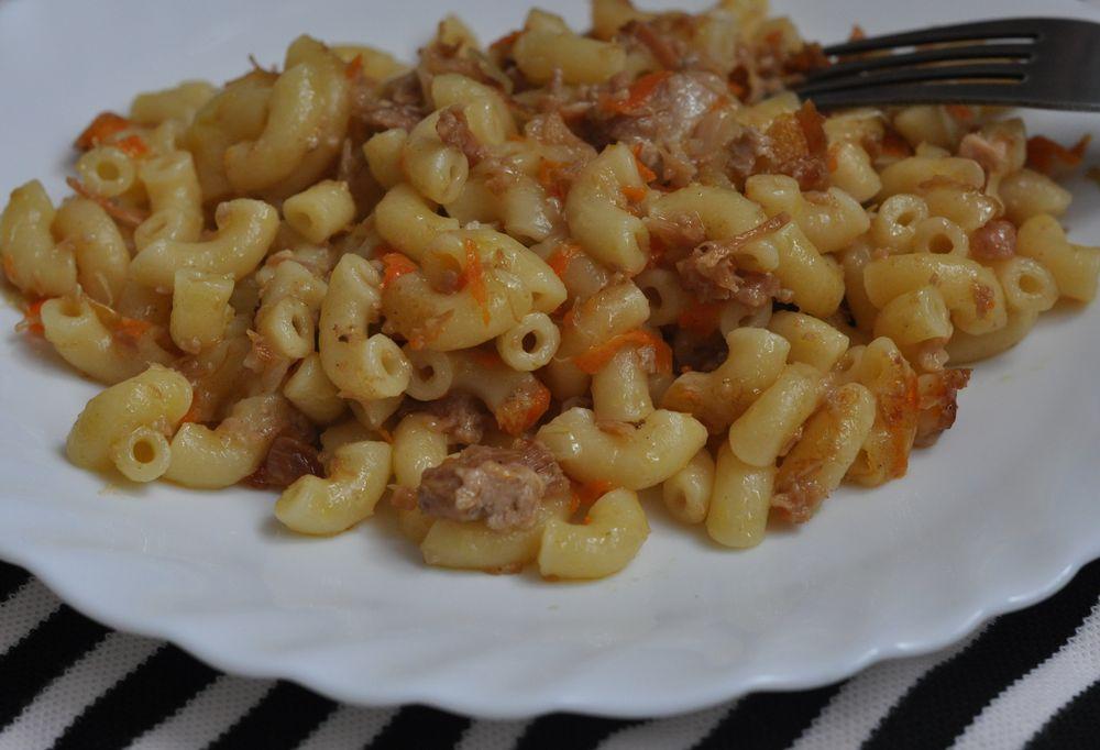 макароны по флотски с мясом пошаговый рецепт