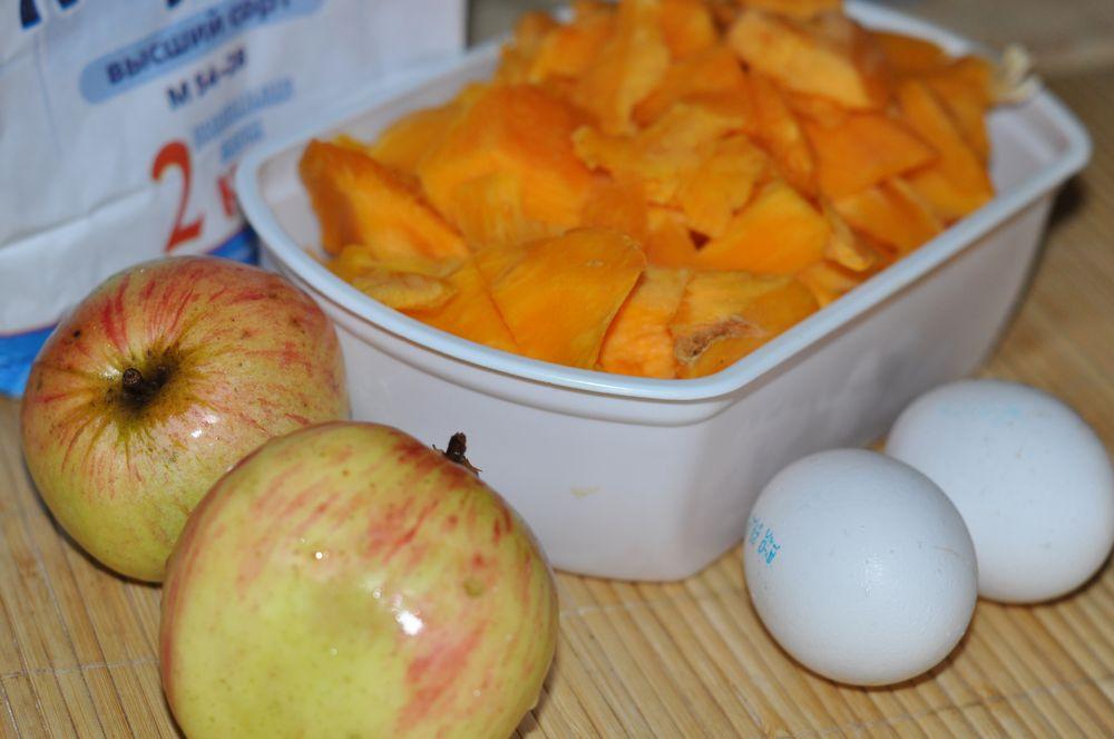 как приготовить вкусные оладьи из тыквы и яблок
