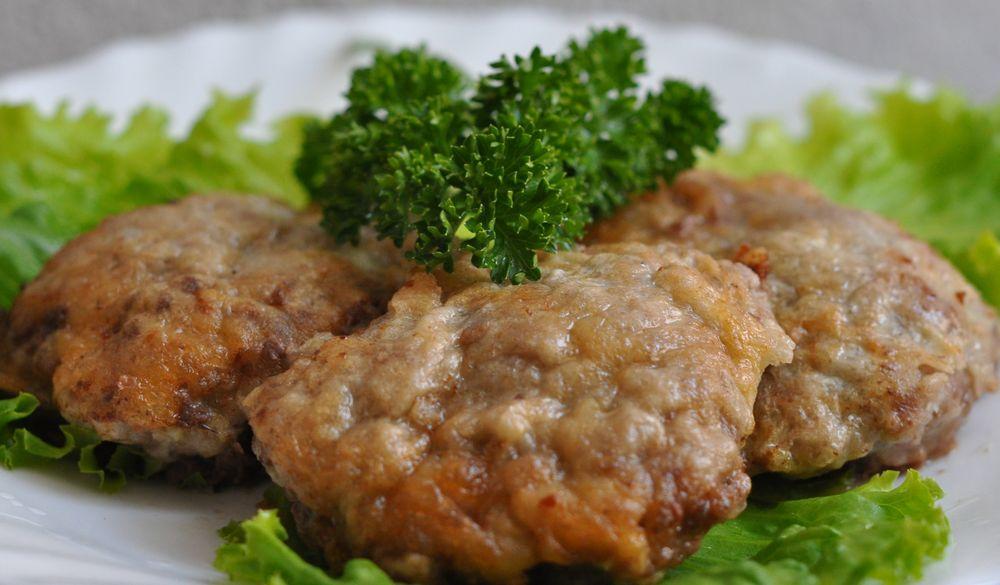 Простые рецепты из фарша мясного в духовке