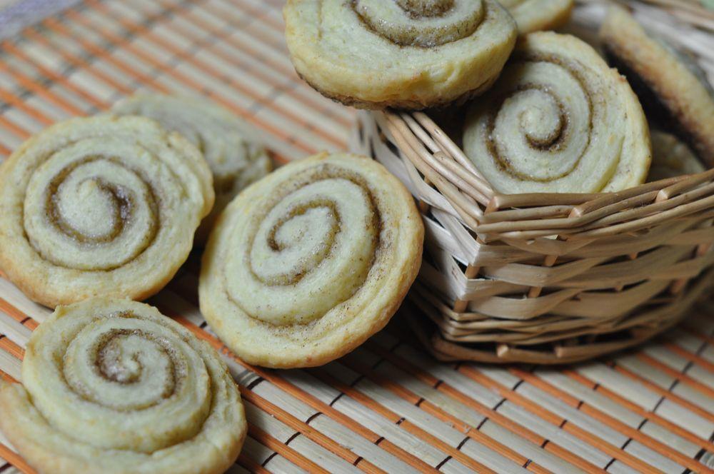 Печенье детское рецепт с фото пошагово