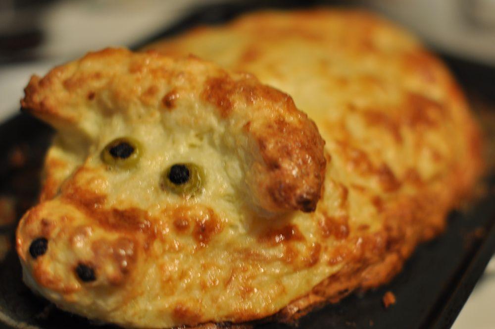 Пирог с картошкой и капустой в духовке пошаговый рецепт с фото