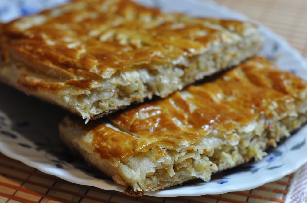 Постное тесто для пирожков на Поварёнок. ру
