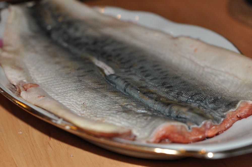 Сухая засолка горбуши в домашних условиях рецепт 126