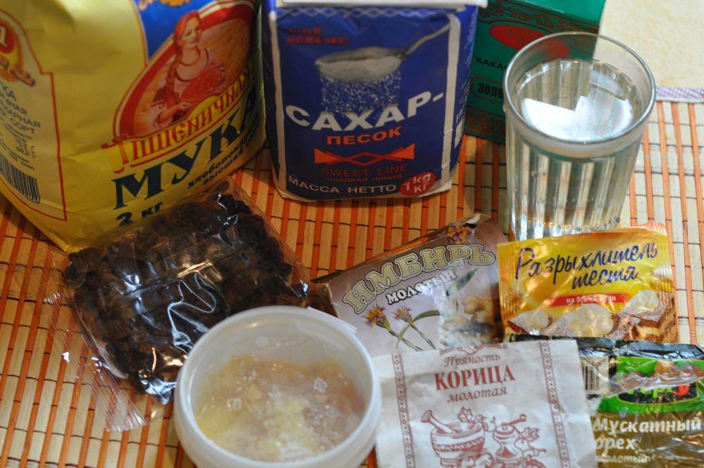 постная медовая коврижка рецепт в мультиварке