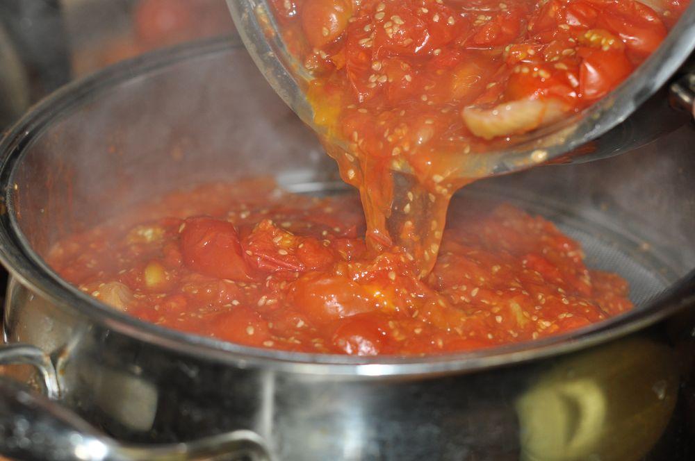 Кетчуп из помидор в домашних условиях без уксуса 209