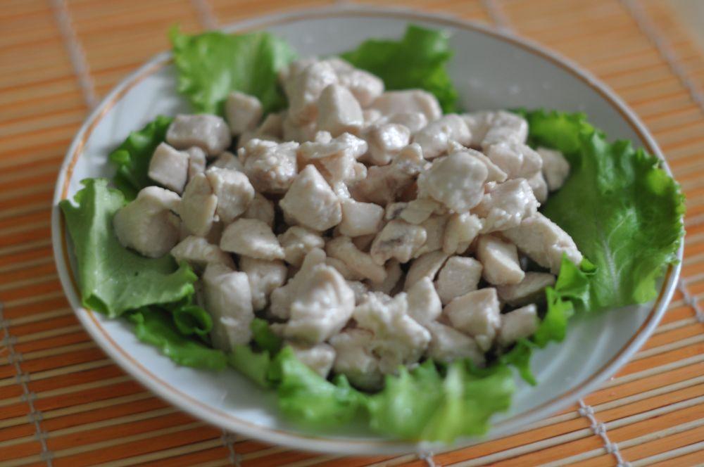рецепт салата цезарь без соуса