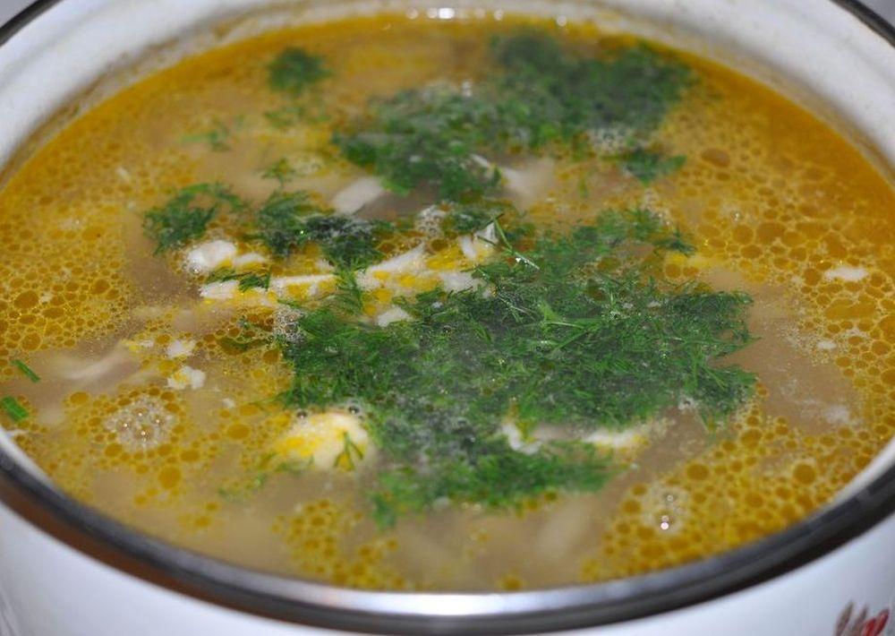 Рецепт суп рассольник простой