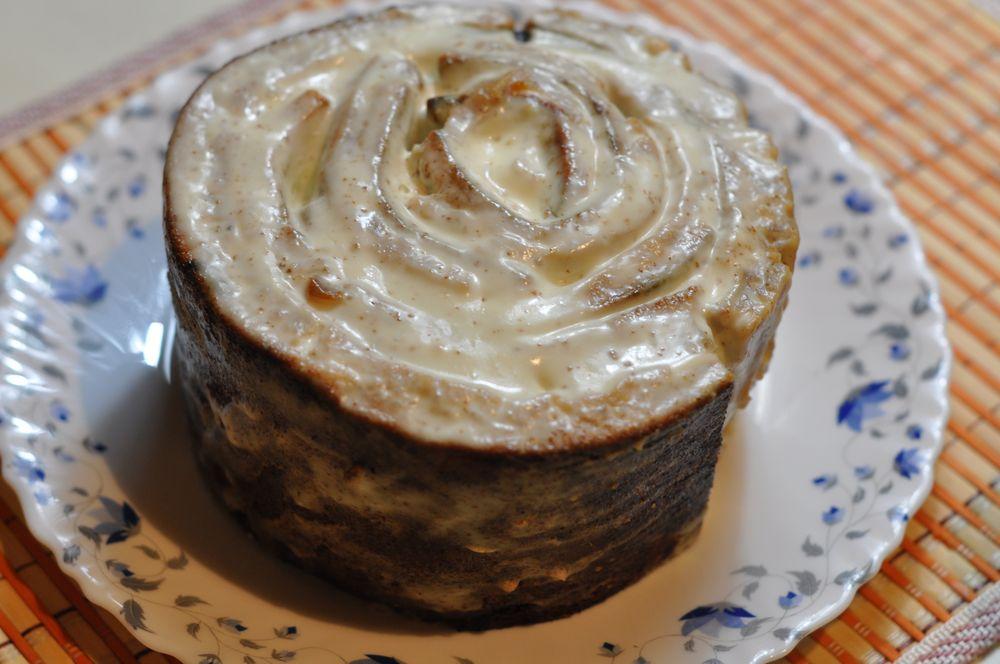 Торт трухлявый пень пошаговый с