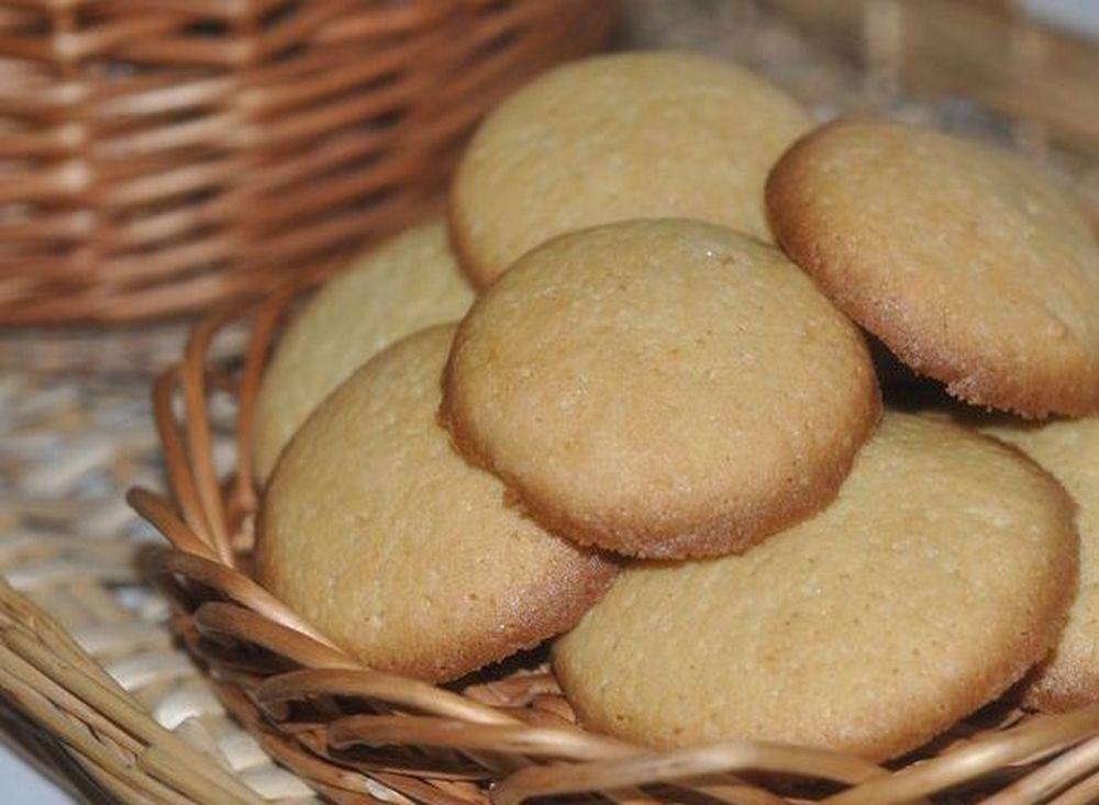 рецепт смеианного печенья
