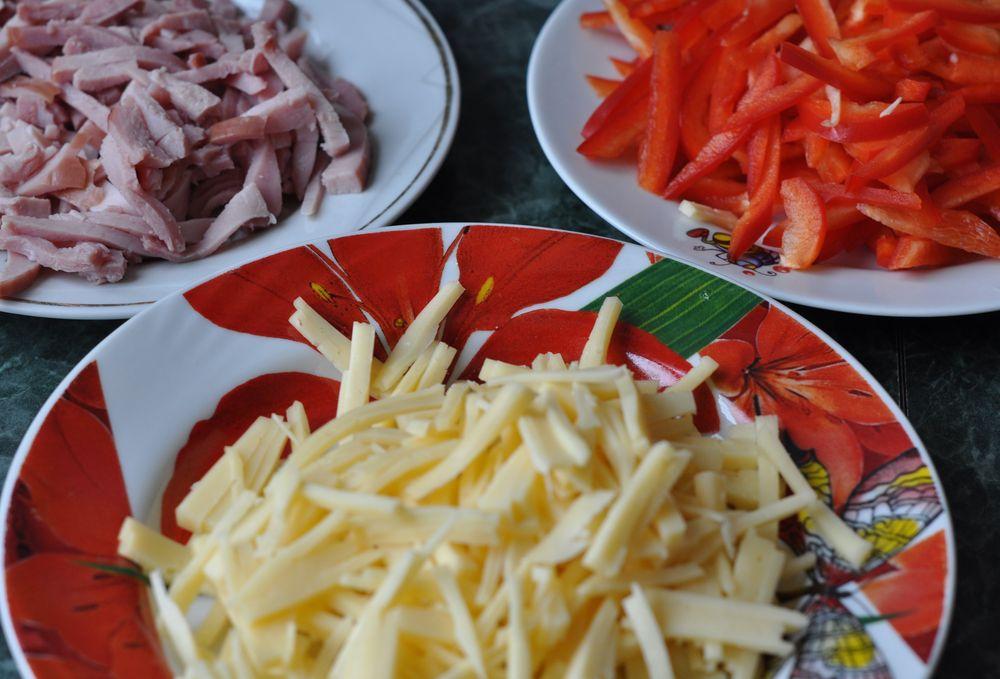 Как правильно готовить салаты