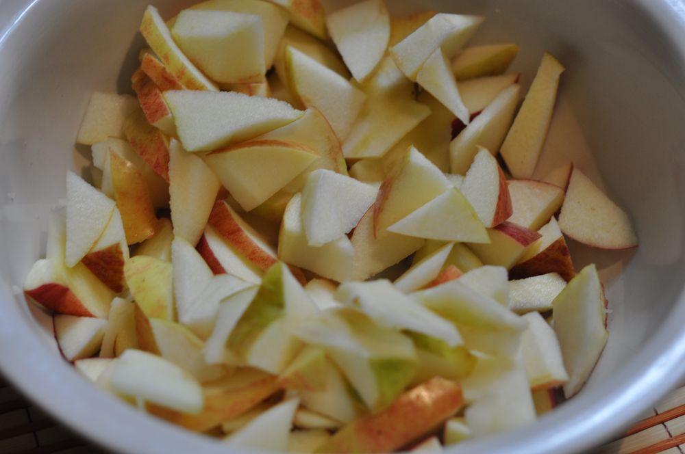 рецепт пирога с яблоками на мультиварке
