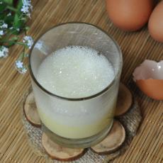 Гоголь-моголь с молоком
