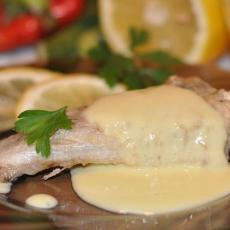 Голландский соус к рыбе