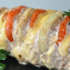 Как правильно приготовить мясо: гармошка из свинины