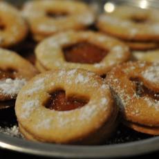 Печенье к Новому году и Рождеству