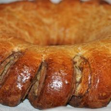 Рецепт пирога с корицей