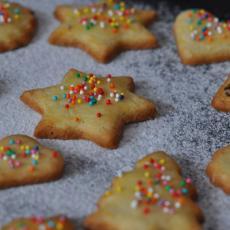 Ванильное печенье
