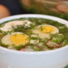 Как правильно приготовить суп: суп из щавеля
