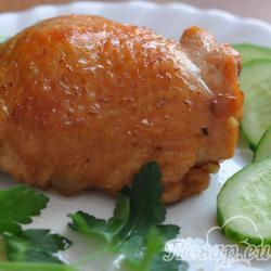 Золотистая курица