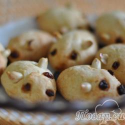 Творожное печенье для детей