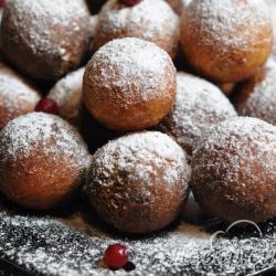Пончики из творога за 10 минут