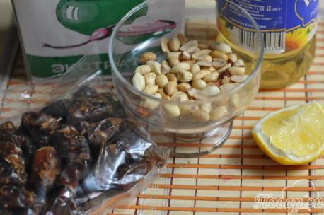 Диетическое овсяное печенье: продукты
