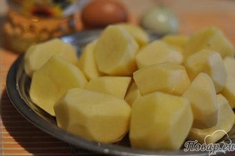 ингредиенты для приготовления драников картофельных с мясом