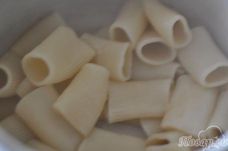 Макароны для фаршированных макарон-трубочек