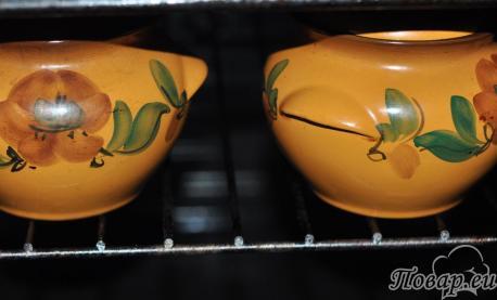 горшочки по-белорусски в духовке