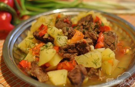 Как правильно приготовить говядину в духовке