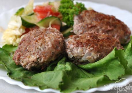 Гречаники с фаршем в мультиварке: готовое блюдо