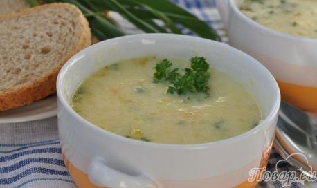 Как правильно приготовить кабачки: суп-пюре