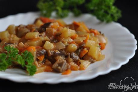 Как правильно приготовить кабачки: рагу