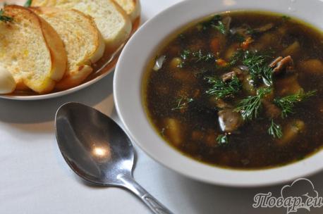 Как правильно питаться в пост: супы