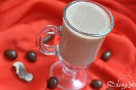 Какао в мультиварке: готовый напиток
