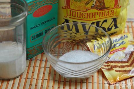 Кекс в микроволновке за 3 минуты: рецепт