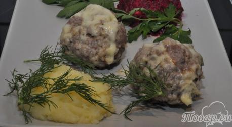 Ужин - Домашние котлеты на пару в мультиварке с картофелем