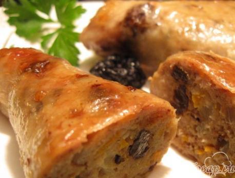 Как правильно приготовить курицу в духовке: фаршированная голень