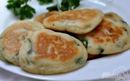 Оладьи в мультиварке: готовое блюдо